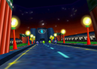 Star City, from Diddy Kong Racing.