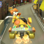 Daisy Kart Trick MK8