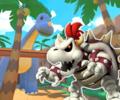 GCN Dino Dino Jungle from Mario Kart Tour