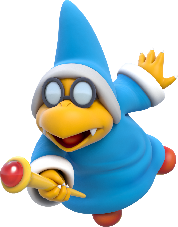 Kamek - Super Mario Wiki, the Mario encyclopedia