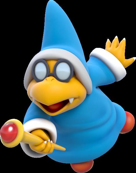File:Mario Party Star Rush - Magikoopa.png
