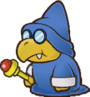 A Blue Magikoopa