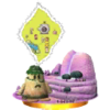 Trophy of Magicant in Super Smash Bros. for Nintendo 3DS