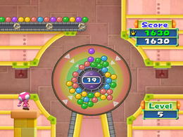 Stick and Spin from Mario Party 7