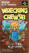 Wrecking Crew '98 box art