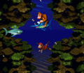 Coral Capers DKC Chomps.png