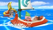 Kirby with Toon Link's ability