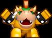 Mini Bowser, from Mini Mario & Friends: amiibo Challenge