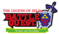 Legend of Zelda Battle Quest logo of Nintendo Land