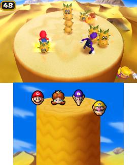 Pokey Corral from Mario Party: Island Tour