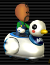 Quacker from Mario Kart Wii