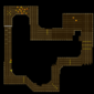 The map for Ghost Valley 2.