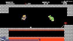 Super Mario Bros. (WarioWare: Get It Together!)