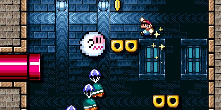 Picture shown with the third question in Angry Sun Super Mario Maker 2 Quiz