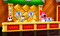 The Choicest Voice from Mario Party: Island Tour.
