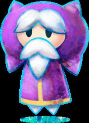 Eldream artwork from Mario & Luigi: Dream Team