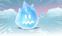 Freezie Frosts course icon from Mario Kart Live: Home Circuit