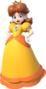 Artwork of Princess Daisy in Mario Kart Tour