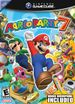 The front box art for Mario Party 7