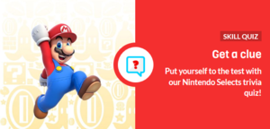 Icon for Nintendo Selects Trivia Quiz
