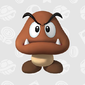 Profile of a Goomba from Play Nintendo.