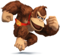 SSB4 - Donkey Kong Artwork.png