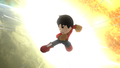 Challenge 5 from the first row of Super Smash Bros. for Wii U