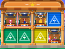 Shock Absorbers from Mario Party 7