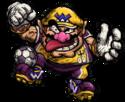 Wario from Super Mario Strikers