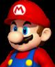 Sprite of Mario