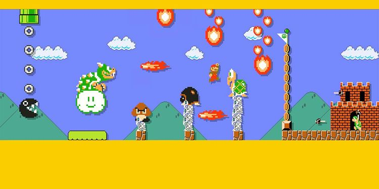 Picture shown with the fourth question of Nintendo Mushroom Kingdom Fun Personality Quiz