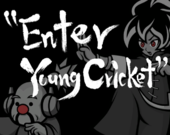 Young Cricket and Master Mantis's title page in WarioWare: Smooth Moves
