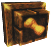 A Target Switch, from Donkey Kong 64.