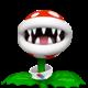 Sprite of Dr. Piranha Plant from Dr. Mario World