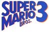 Alternate logo of Super Mario Bros. 3.