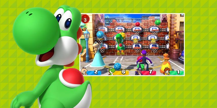 The image for the 2nd question of Mario Party The Top 100 Fun Personality Quiz