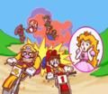MarioExcitebike ChaosScene.png