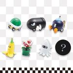 Mario Kart mini-cars from Super Nintendo World
