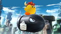 Challenge 86 from the ninth row of Super Smash Bros. for Wii U