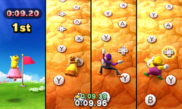 Peak Precision from Mario Party: The Top 100