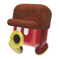 A Blockstepper from Super Mario 3D World.