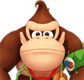 Sprite of Dr. Donkey Kong from Dr. Mario World