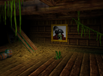 A portrait of Kaptain K. Rool, and his log book