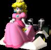 Princess Peach artwork