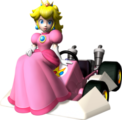 MKDS Peach Artwork.png