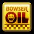 Gold badge 005 from Mario Kart Tour