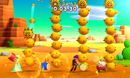 Pokey Pummel from Mario Party: The Top 100