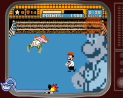 Punch-Out!! in WarioWare: Smooth Moves.