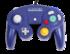 A Nintendo GameCube controller