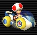 Toad's Jet Bubble